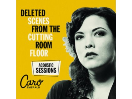 CARO EMERALD - Deleted Scenes From The Cutting Room Floor - Acoustic Sessions (Limited Coloured Vinyl) (LP)