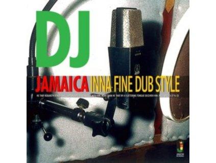 DJ JAMAICA - Inna Fine Dub Style (LP)