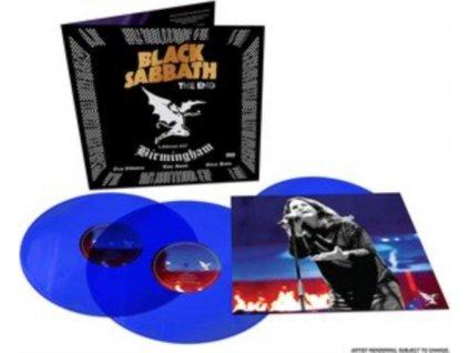BLACK SABBATH - The End (Coloured Vinyl) (LP)