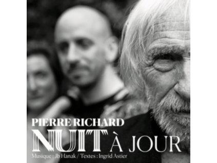 PIERRE RICHARD - Nuit A Jour (LP)
