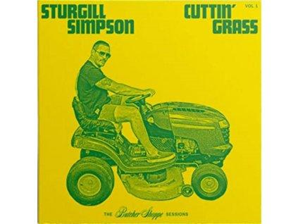STURGILL SIMPSON - Cuttin Grass (LP)
