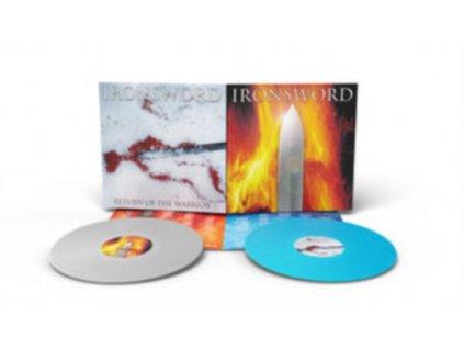 IRONSWORD - Ironsword + Return Of The Warrior (Coloured Vinyl) (LP)