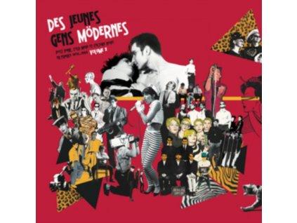 VARIOUS ARTISTS - Des Jeunes Gens Modernes (LP)