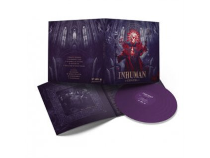 INHUMAN - Contra (Purple Vinyl) (LP)
