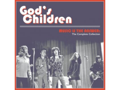GODS CHILDREN - Music Is The Answer: The Complete Collection (LP)