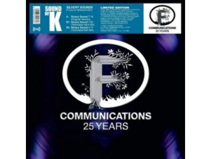 """SOUND OF K - Silvery Sounds (12"""" Vinyl)"""