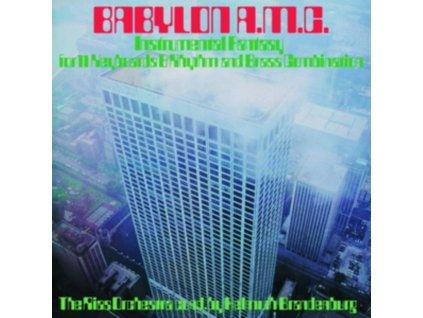 HELMUTH BRANDENBURG - Babylon A.M.C. (LP)
