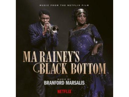 BRANFORD MARSALIS - Ma Raineys Black Bottom - Original Soundtrack (CD)