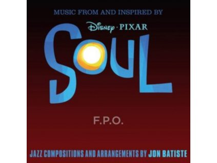 JON BATISTE - Music From And Inspired By Soul (LP)