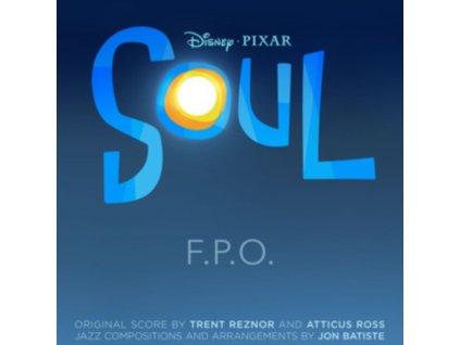 VARIOUS ARTISTS - Soul - Original Soundtrack (LP)