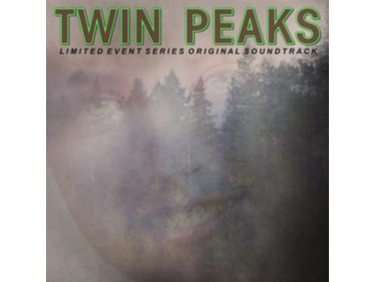 VARIOUS ARTISTS - Twin Peaks (Limited Event Series Soundtrack) (CD)