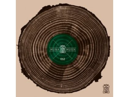 "VARIOUS ARTISTS - Muna Musik 012 (12"" Vinyl)"