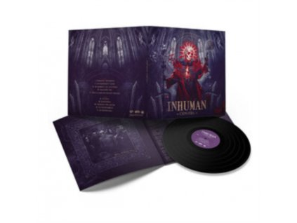 INHUMAN - Contra (LP)