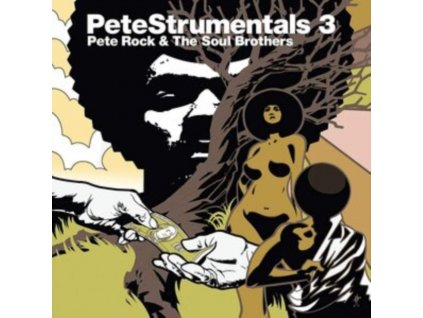 PETE ROCK - Petestrumentals 3 (LP)