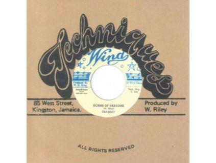"""VIN GORDON & JEMENIAH 2 - Horns Of Paradise / Walk On The Wild Side (7"""" Vinyl)"""