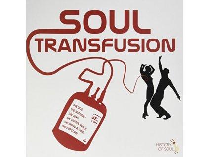 VARIOUS ARTISTS - Soul Transfusion (LP)