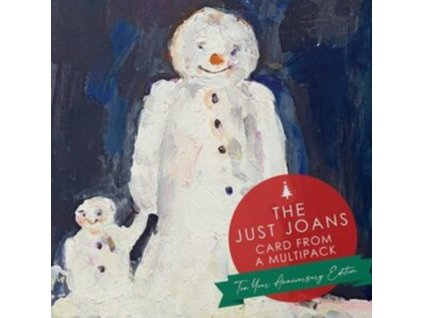 """JUST JOANS - Card From A Multipack (7"""" Vinyl)"""