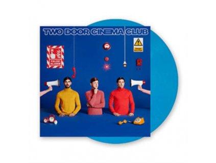TWO DOOR CINEMA CLUB - False Alarm (Limited Blue Vinyl) (LP)
