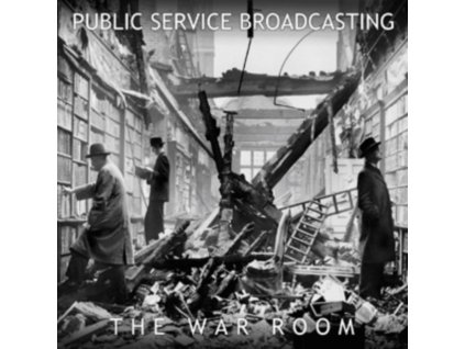 PUBLIC SERVICE BROADCASTING - The War Room EP (LP)