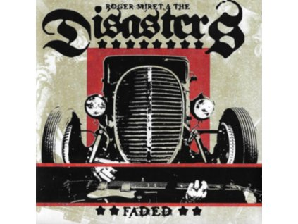 """ROGER MIRET & THE DISASTERS - Faded (7"""" Vinyl)"""