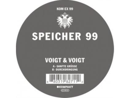 """VOIGT AND VOIGT - Speicher 99 (12"""" Vinyl)"""