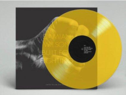 DAMIAN WILSON - Built For Fighting (Yellow Vinyl) (LP)