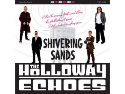 """HOLLOWAY ECHOES - Shivering Sands (Limited Coloured Vinyl) (10"""" Vinyl)"""