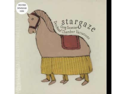 "STARGAZE - Deerhoof Chamber Variations (12"" Vinyl)"