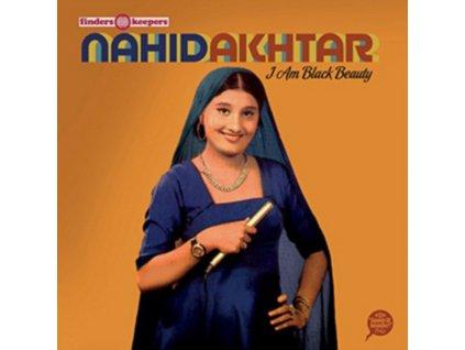 NAHID AKHTAR - I Am Black Beauty (LP)