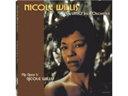 NICOLE WILLIS & UMO JAZZ ORCHESTRA - My Name Is Nicole Willis (LP)
