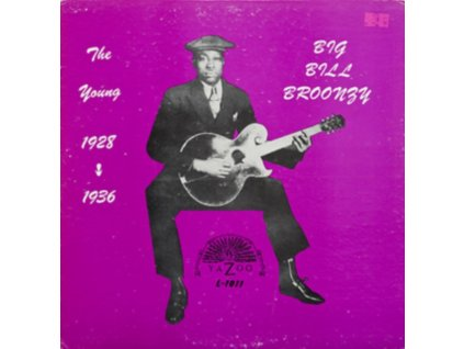 BIG BILL BROONZY - The Young Bill Broonzy (1928-1935) (LP)
