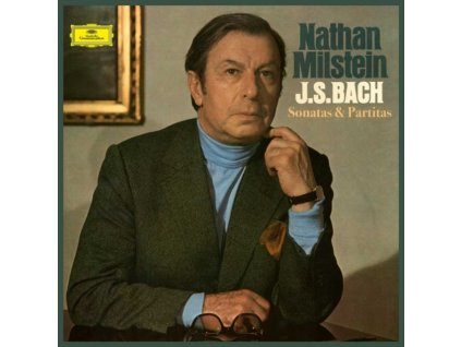 NATHAN MILSTEIN - J.S. Bach: Sonatas & Partitas For Solo Violin (LP)