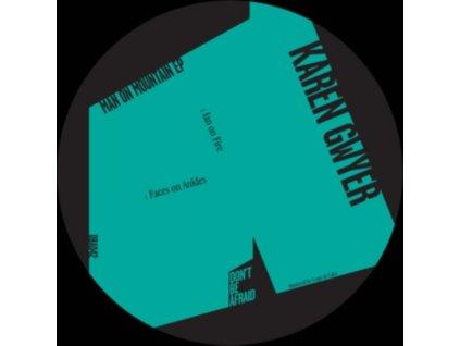 "KAREN GWYER - Man On Mountain (12"" Vinyl)"