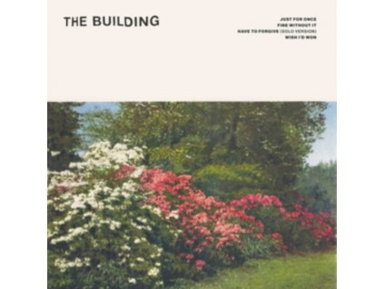 """BUILDING - Just For Once EP (12"""" Vinyl)"""