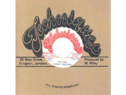 "JOHNNY OSBOURNE & ALTON ELLIS - Niah Man (7"" Vinyl)"