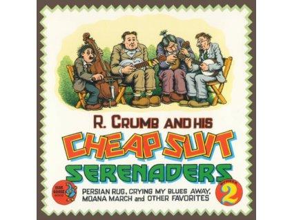 R. CRUMB AND HIS CHEAP SUIT SERENADERS - Number 2 (LP)