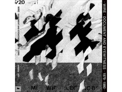 WIRE - Document And Eyewitness (LP)