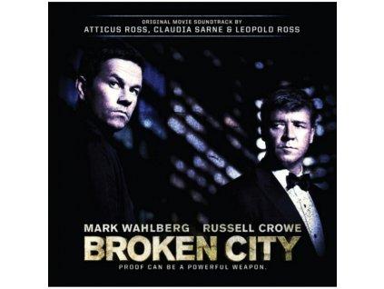 ATTICUS ROSS / CLAUDIA SARNE / LEOPOLD ROSS - Broken City (CD)
