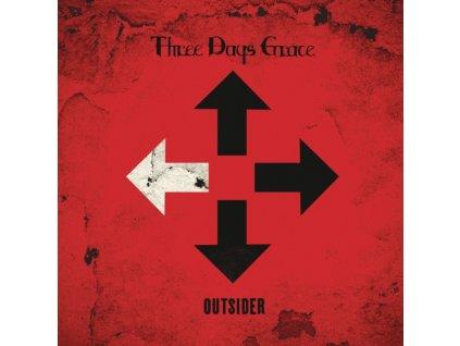 THREE DAYS GRACE - Outsider (LP)