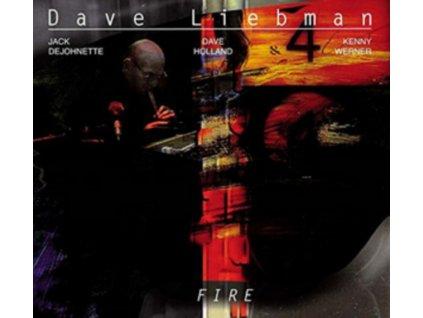 DAVE LIEBMAN - Fire (LP)