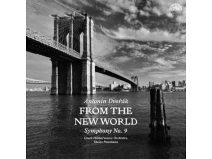 CZECH PHILHARMONIC ORCHESTRA / VACLAV NEUMANN - Dvorak: Symphony No. 9 From The New World (LP)
