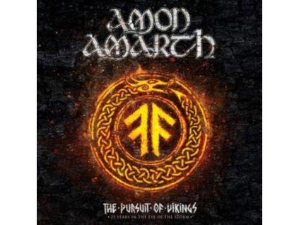 AMON AMARTH - The Pursuit Of Vikings (LP)