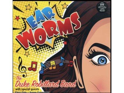 DUKE ROBILLARD - Ear Worms (LP)