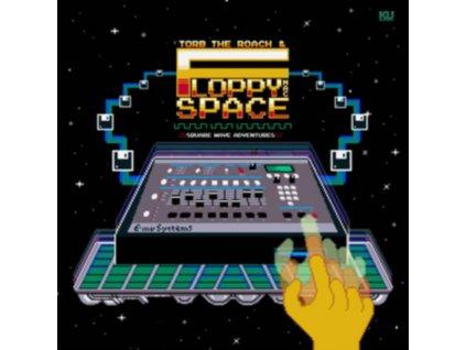 TORB THE ROACH & FLOPPY MACSPACE - Square Wave Adventures (LP)