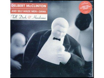 DELBERT MCCLINTON - Tall. Dark. And Handsome (LP)