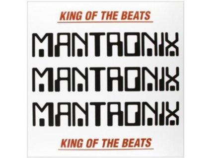 MANTRONIX - King Of The Beats: Anthology (1985-1988) (LP)
