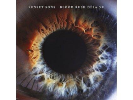 SUNSET SONS - Blood Rush Deja Vu (LP)