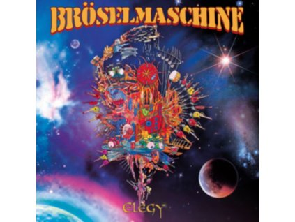 BROSELMASCHINE - Elegy (LP)