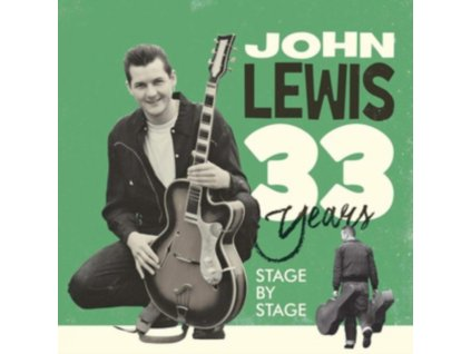 JOHN LEWIS - 33 Years Stage By Stage (LP)