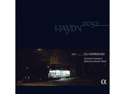 GIOVANNI ANTONINI / KAMMERORCHESTER BASEL - Haydn2032 Vol.7: Gli Impresari (LP)